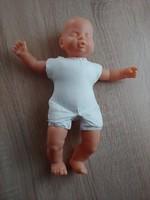 Antik SIMBA  25 cm  játékbaba fellelt állapotban