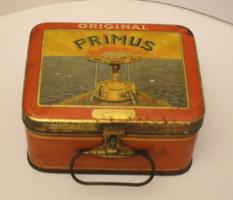 Petróleum főző 1936 Primus no 210. Eredeti dobozában.