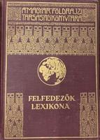 Dr. Kéz Andor: Felfedezők lexikona