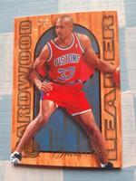 Grant Hill Hardwood Leader kosárlabda kártya (1994/95, Flair)
