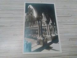 Régi képeslap. Olaszország.