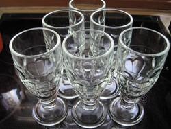 Bieder pohár készlet