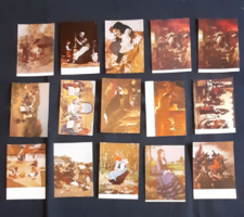 Retro képeslap (művészet)