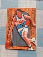 Mark Price Hardwood Leader insert kosárlabda kártya (Flair, 1994/95)
