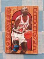 Glen Rice Hardwood Leader kosárlabda kártya (1994-95, Flair)