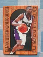 Glenn Robinson Hardwood Leader insert kosárlabda kártya (1994/95, Flair)
