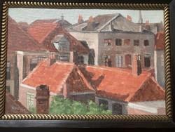 Teplánszky Sándor : Brugge 1911