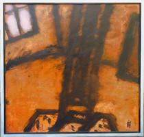 Váli Dezső ( 1942 - ) : Erőteljes műterem