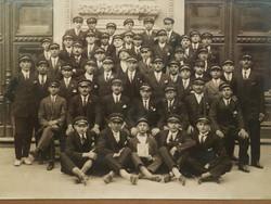 A makói szervezett munkások dalköre 1926-ból