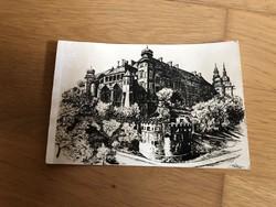 Kraków képeslap