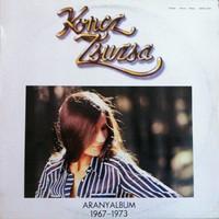 Koncz Zsuzsa – Aranyalbum (1967–1973) LP bakelit lemez