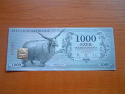 1000 BOCSKAI KORONA 2012 HAJDUNÁNÁS HAJTATLAN!! RACKA JUH