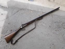 Duplacsövű csappantyús vadászpuska, 1800-as évek 5