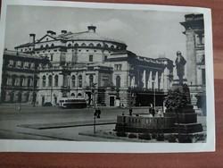 Leningrád, Kirov Opera és Balettszínház, 1952