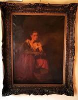 SZÜLE PÉTER ( 1886 - 1944) - Parasztasszony 