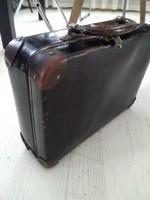 Gyermek, utazó koffer
