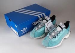 1E433 Türkizkék női Adidas SL 7600 W edzőcipő 37.5-es méret