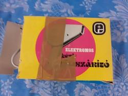 Elektrika typus H2 hajszárító ÚJ!  - Retro eszközök és gépek