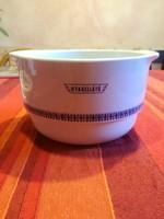 Utasellátó feliratos leveses/pörköltös tál