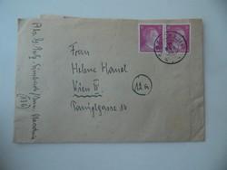 II. világháborús német levél 1944-ből