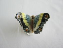 Retro ... Ens Volkstedt porcelán pillangó