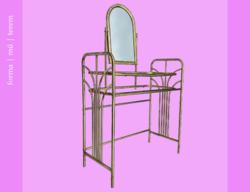 Pipereasztal szecessziós hangulatban - 1 Ft-os aukció
