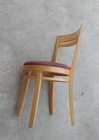 4 db jó formájú, retro, kerek szék eladó