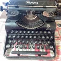 Olympia Filia írógép