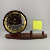 Oragyar asztali óra, régi asztali óra, vintage asztali óra