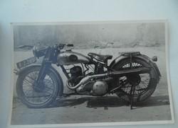 II. világháborús Német szállítójármű motor fénykép képeslap levelezőlap