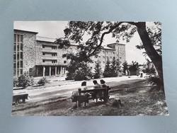 Régi képeslap 1957 Galyatető Nagyszálló levelezőlap