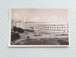 Régi képeslap 1942 Újvidék Báni palota levelezőlap