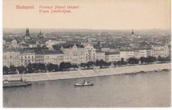 Budapest Ferenc József rakpart