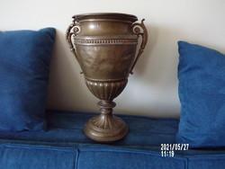 Nagyon régi  réz váza