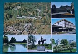 Magyarország,Szigetvár ,használt képeslap, 1975