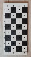 Retro sakk készlet