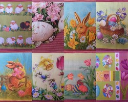 8 db húsvéti szalvéta eladó