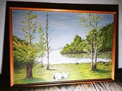 Antik festmény 331