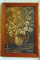 Csendélet festmény  68 x 47 cm