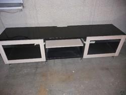 TV, hifi szekrény, IKEA