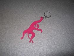 KIPLING márkájú kis majom kulcstartó