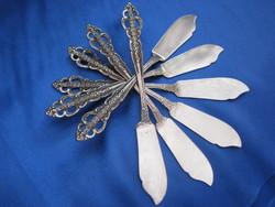 Csodaszép markolatú, speciális kés készlet