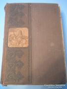 U10 DÍSZKIADÁS 1912 -es  TOLNAI VILÁGLEXIKON,DOMBORÚ BŐR DÍSZÍTÉS 768 oldal