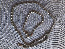 Különleges gólyos ezüst garnitúra