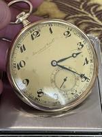 14 kr arany és eredeti fémjellel ellátott IWC schaffhausen zsebóra eladó!Ara:254.000.-