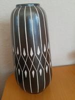 Eredeti Piesche & Reif Sgraffito váza