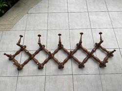 Antik harmonika fogas nagy méret 110*38 cm