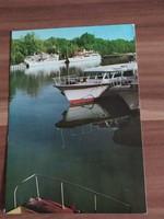 Balaton Siófok kikötő