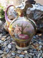 Antik Alt wien porcelán kancsó