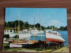 Balaton kikötő, 1968
